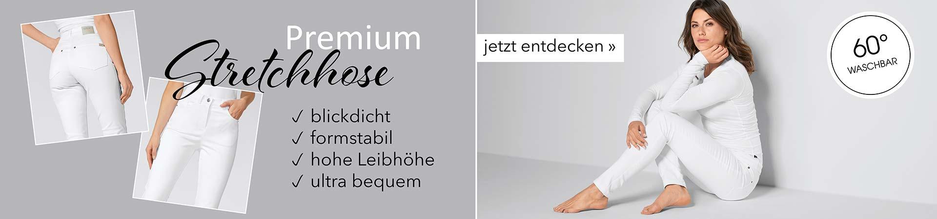 Premium Stretchhose für Damen bei 7days