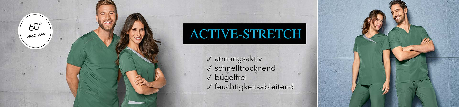 Teambekleidung - Active-Stretch bei 7days