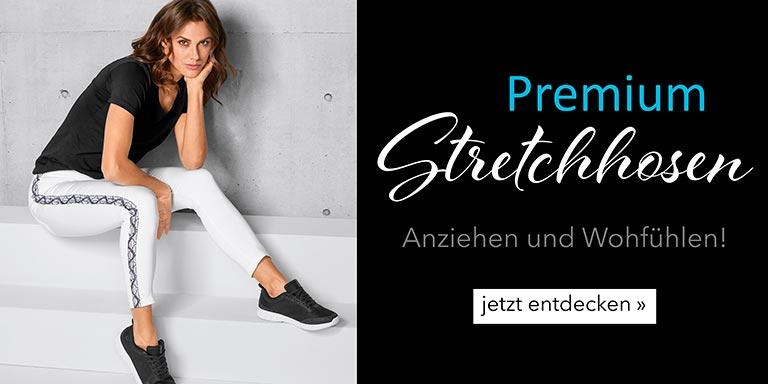 Berufsbekleidung - Premium Damenhosen von 7days