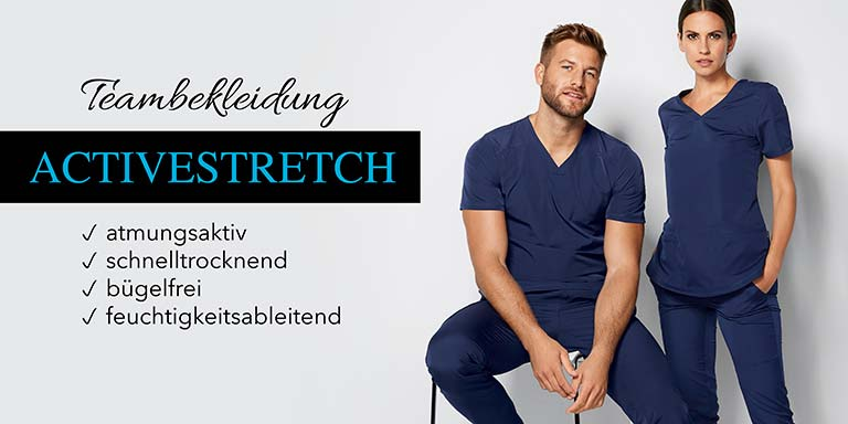 Teambekleidung - Active Stretch