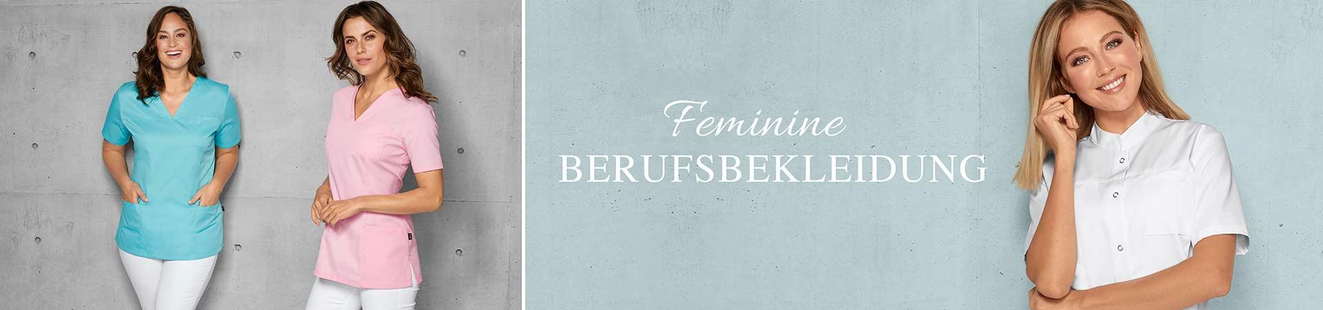 Feminine Berufsbekleidung