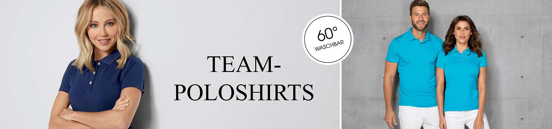 Berufsbekleidung - Poloshirts